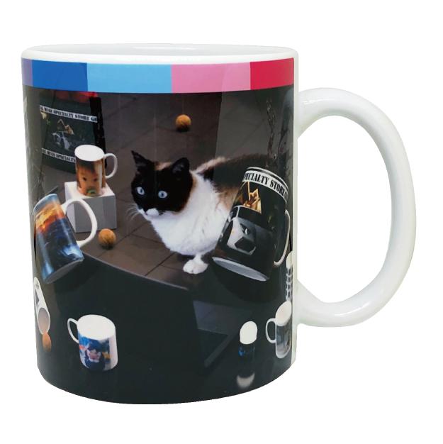 マグカップ大(全面ワイド印刷)50〜199個