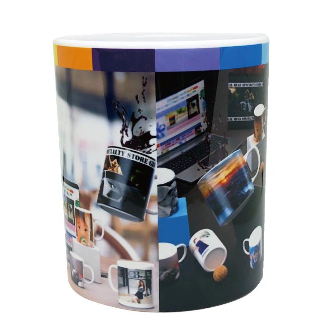 マグカップ大(全面ワイド印刷)1個