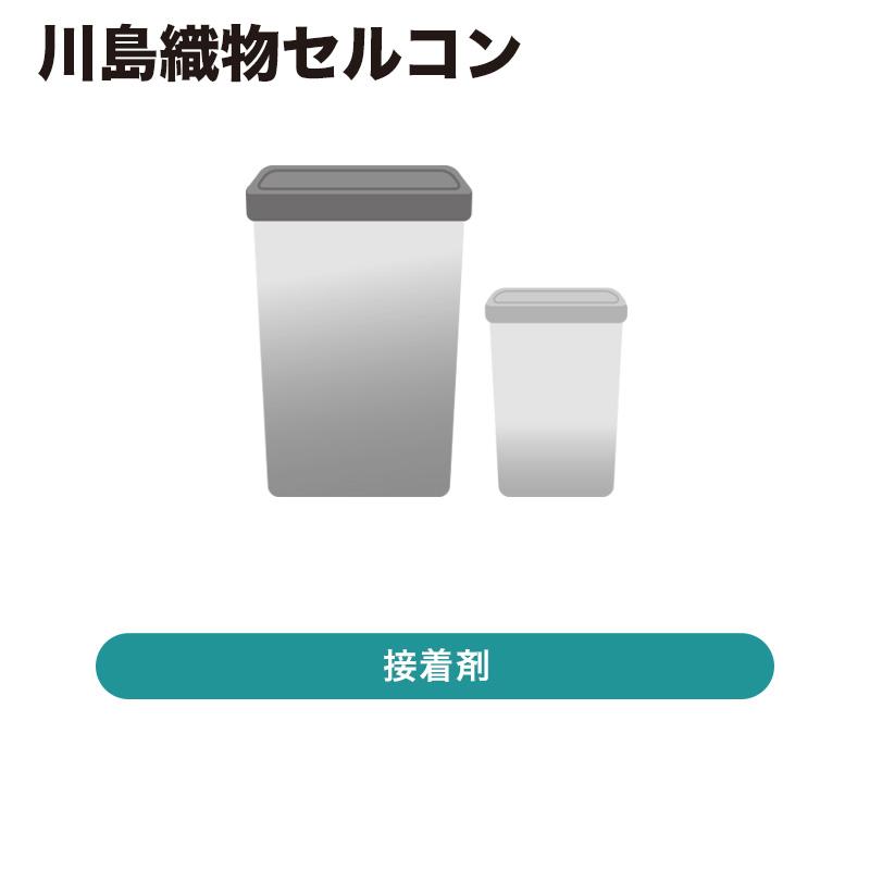 川島織物セルコン / 接着剤