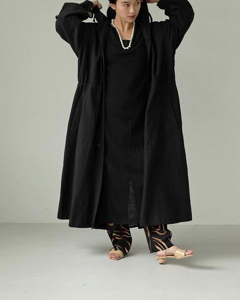 【SALE50%OFF】TODAYFUL トゥデイフル/Over Hoodie Coat 12110002 【土日祝も16時まで即日発送(火曜以外)】