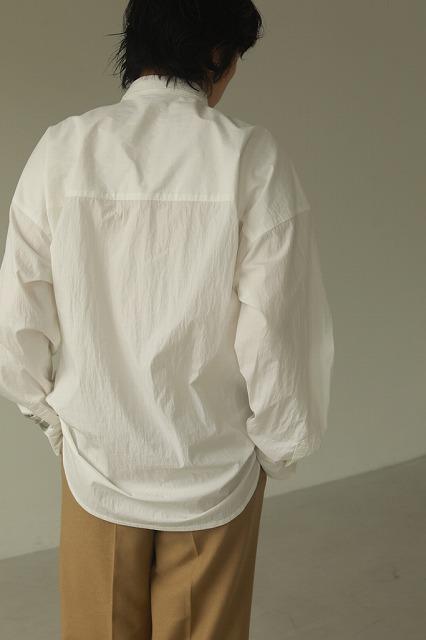 予約商品/TODAYFUL トゥデイフル/Dolman Hook Shirts 12020421 10月末〜11月末入荷予定