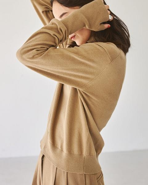 再生産決定!予約商品/TODAYFUL トゥデイフル /Glove Turtle Knit 12120503 12月末〜1月末入荷予定
