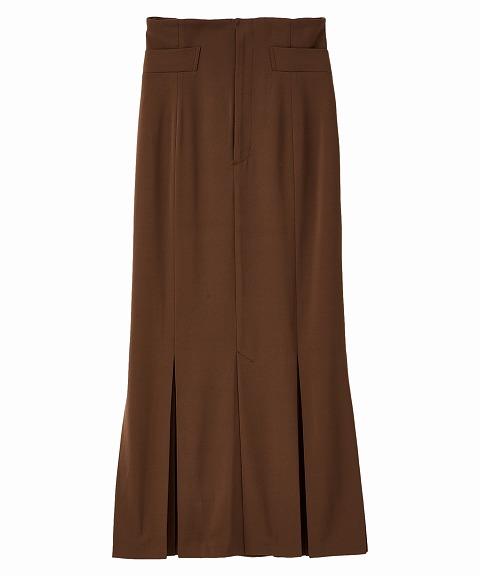 COCODEAL ココディール/ハイウエストマーメイドスカート 71517025 【土日祝も16時まで即日発送(火曜以外)】