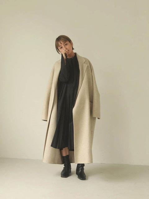 予約商品/TODAYFUL トゥデイフル Wool Over Coat 12020013 11月末〜12月末入荷予定