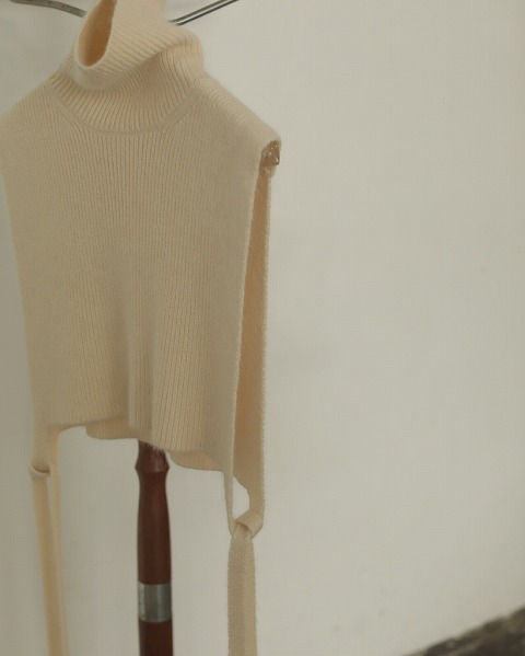 【SOLD OUT】TODAYFUL トゥデイフル/Turtle Layered Vest 12020502