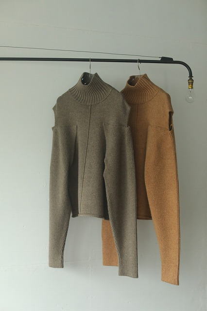 【SOLD OUT】TODAYFUL トゥデイフル Layered Sleeve Knit 12020510 【土日祝も16時まで即日発送(火曜以外)】