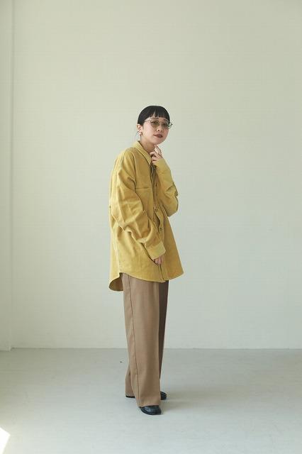 TODAYFUL トゥデイフル/Tuck Wool Trousers 12020701【土日祝も16時まで即日発送(火曜以外)】
