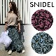 【SOLD OUT】\期間限定10%OFF/SNIDEL スナイデル /リバティフレアスカート SWFS204128