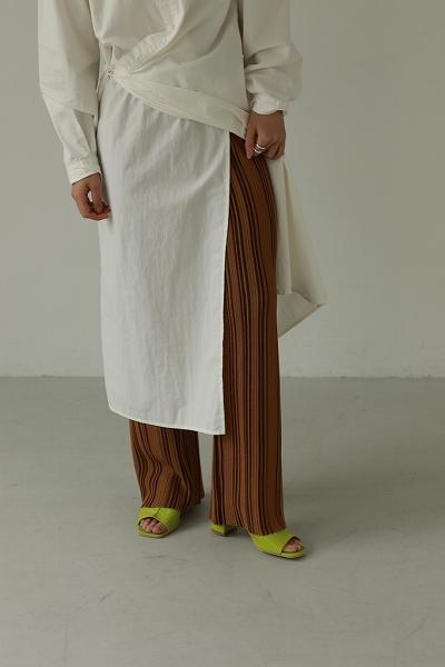 TODAYFUL トゥデイフル /Stripe Knit Leggings 12110706 【土日祝も16時まで即日発送(火曜以外)】