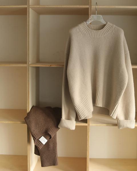 予約商品/TODAYFUL トゥデイフル Lambswool Soft Knit 12020525 11月末〜12月末入荷予定