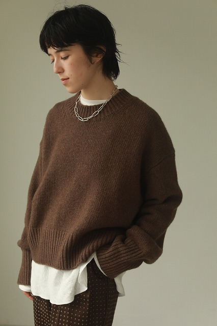 【SOLD OUT】TODAYFUL トゥデイフル Lambswool Soft Knit 12020525 【土日祝も16時まで即日発送(火曜以外)】