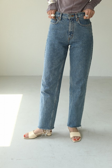【SOLD OUT】TODAYFUL トゥデイフル CINDY's Denim 12021403【土日祝も16時まで即日発送(火曜以外)】