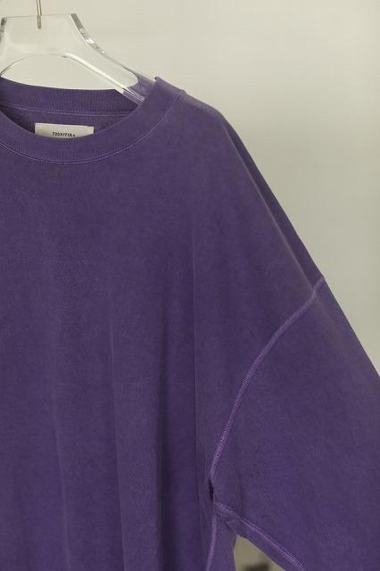ネコポス送料無料/予約商品/TODAYFUL トゥデイフル Flatseam Long T-Shirts 12020626 11月末〜12月末入荷予定