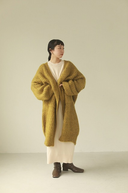 TODAYFUL トゥデイフル/Lowgauge Knit Gown 12020532 【土日祝も16時まで即日発送(火曜以外)】