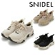 【SOLD OUT】\期間限定10%OFF/SNIDEL スナイデル/Vibramソールスニーカー SWGS204615