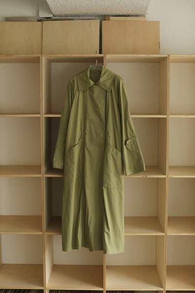 【SOLD OUT】TODAYFUL トゥデイフル /Tuck Over Trenchcoat 12010002 【土日祝も16時まで即日発送(火曜以外)】