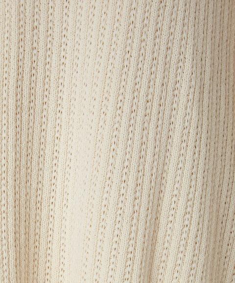 COCODEAL ココディール/地柄ニットベストレイヤードプリーツシャツワンピース 71115104 【土日祝も16時まで即日発送(火曜以外)】