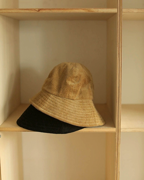 \50%OFF/TODAYFUL トゥデイフル Corduroy Bucket Hat 12021043 【翌営業日発送】