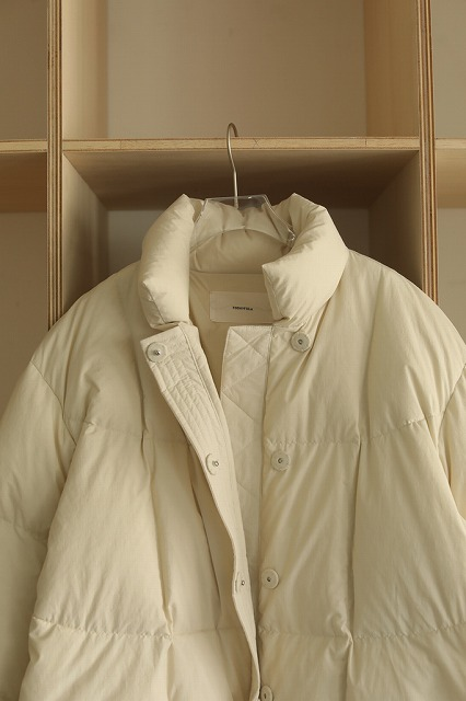 予約商品/TODAYFUL トゥデイフル Standcollar Down Jacket 12020203 12月末〜1月末入荷予定