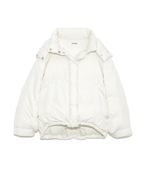 【SOLD OUT】\SALE40%OFF/SNIDEL スナイデル/ミドルフレンチダウン SWFC205001