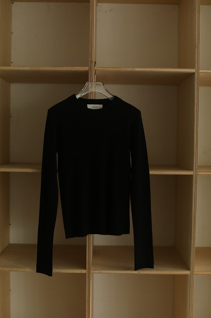 【SOLD OUT】TODAYFUL トゥデイフル Soft Wool Knit 12020506