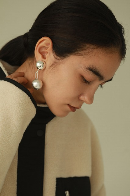 【SOLD OUT】ネコポス送料無料/TODAYFUL トゥデイフル/Volume Ball Earring 12020950 【土日祝も16時まで即日発送(火曜以外)】
