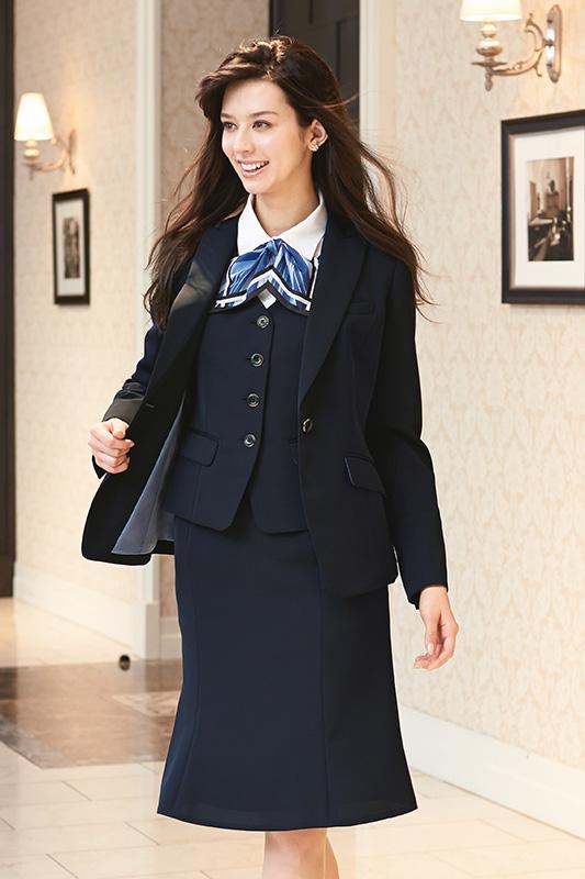 enjoy (エンジョイ) マーメイドラインスカート EAS639