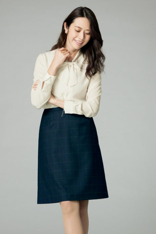 UNILADY (ユニレディ) Aラインスカート U9733