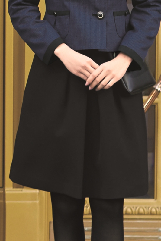enjoie (アンジョア)  フレアースカート 51416