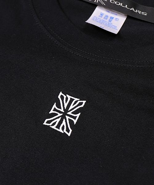 【COLLARS/カラーズ】 ワンポイントTシャツ