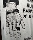【GEKKO/月光】Cross Cross ジャンクランクファミリーTシャツ シャチ History of war