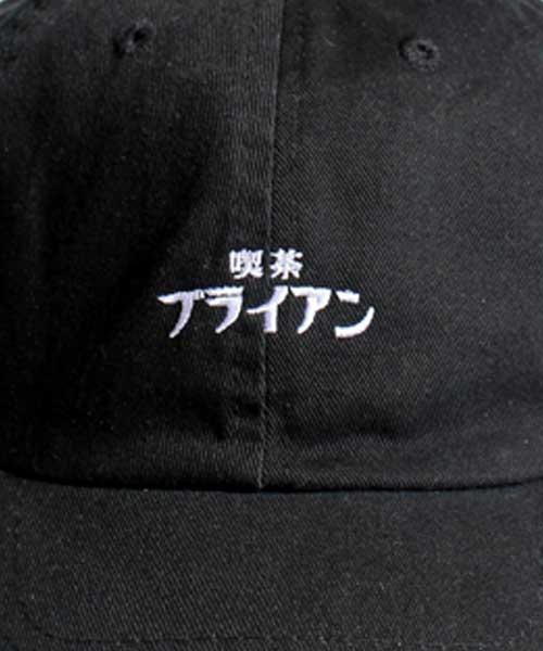 【COLLARS/ カラーズ】 ブライアンカフェ キャップ