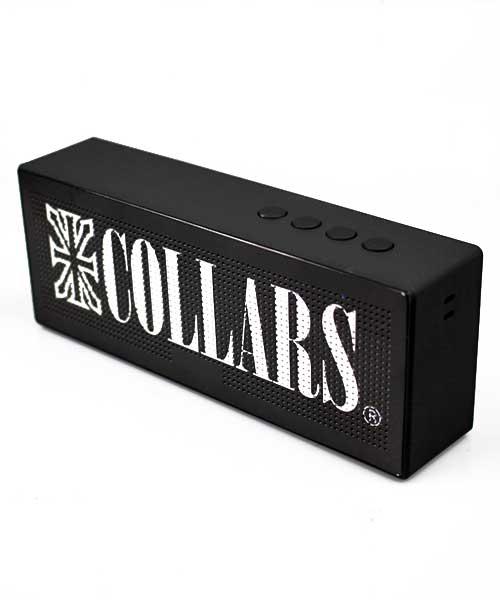 【COLLARS/ カラーズ】 Bluetoothポータブルスピーカー