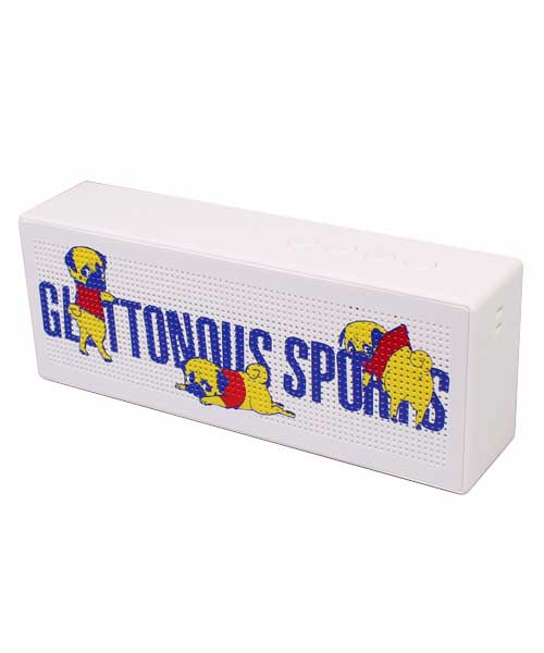 【GLUTTONOUS/ グルトン】 Bluetoothポータブルスピーカー