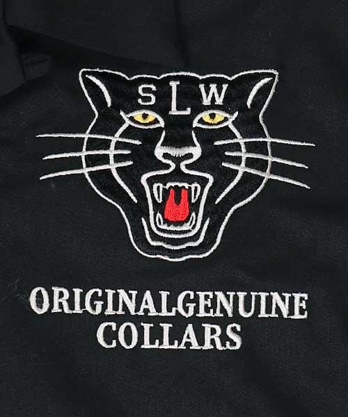 SKULLWORKS×COLLARS 花木九里虎着用ワークシャツ