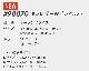 アイズフロンティア I'Z FRONTIER タンレザーWピンベルト TAN LEATHER DOUBLE PIN BELT 90070