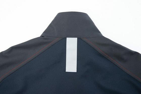 ビッグボーン BIG BORN 静電気帯電防止 ストレッチ ジャケット EBA216