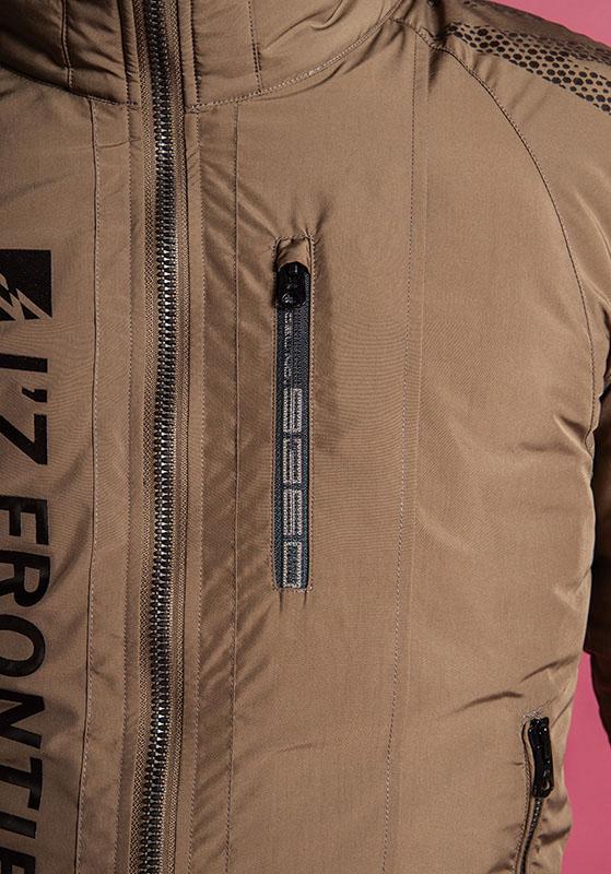 アイズフロンティア I'Z FRONTIER 高密度フェイクダウン防寒ジャケット DENSELY FAKE DOWN JACKET 9360