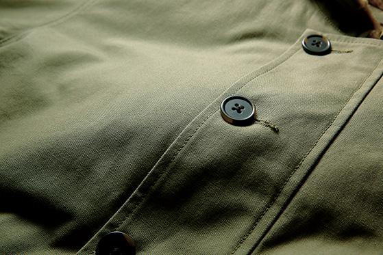 クロダルマ KURODARUMA 防寒コート(N-1スタイル) DG503