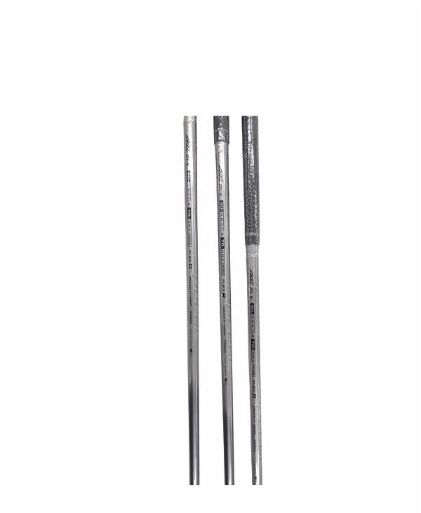 【中古 リメイク品】 左用) つるや AXEL(アクセル) DI-X STD カーボン ウッド・ユーティリティー 3本セット