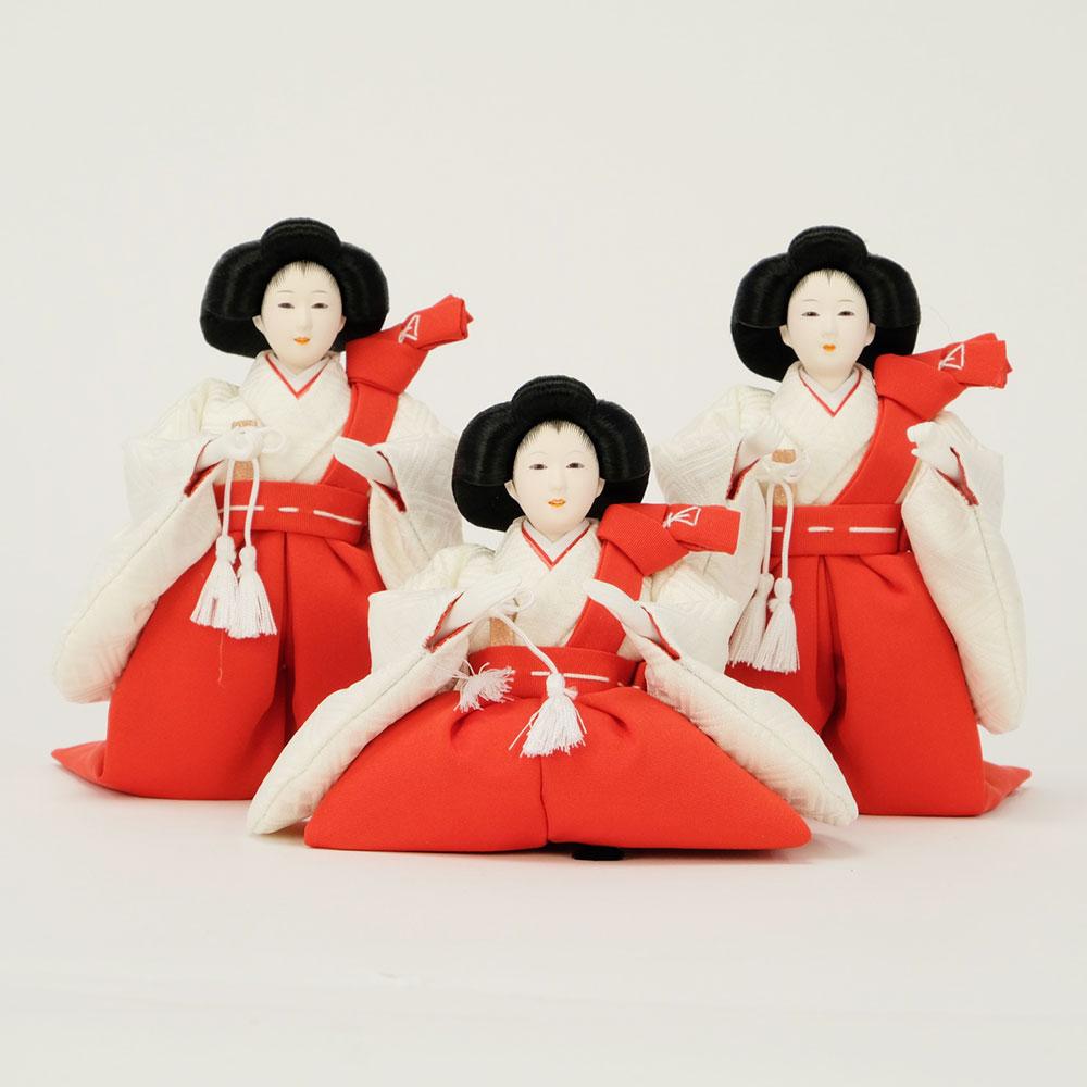 雛人形 ひな人形 お祝い 一体型 三段飾り 3段飾り 五人飾り 5人飾り 収納飾り おしゃれ かわいい おしゃれ 可愛い
