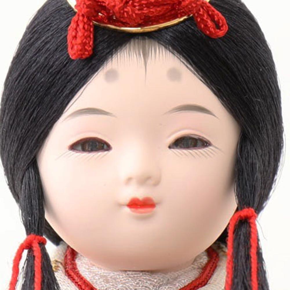 雛人形 お祝い ひな人形 木目込 立雛飾り たちびな 立ち雛 台付 黒塗 親王飾り 2人飾り 二人飾り 金 赤 おしゃれ かわいい 可愛い コンパクト モダン