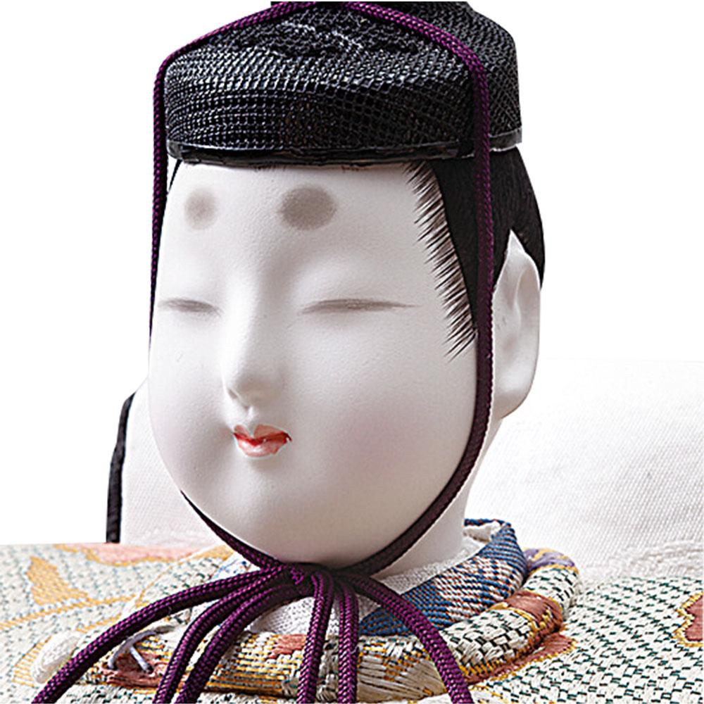 雛人形 真多呂 木目込み 高級 モダン 段飾り 古今段飾り本金朱雀雛15人揃 三段飾り