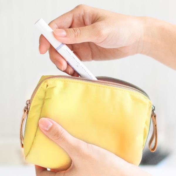 爪にやさしいネイル保護コート(販売終了)