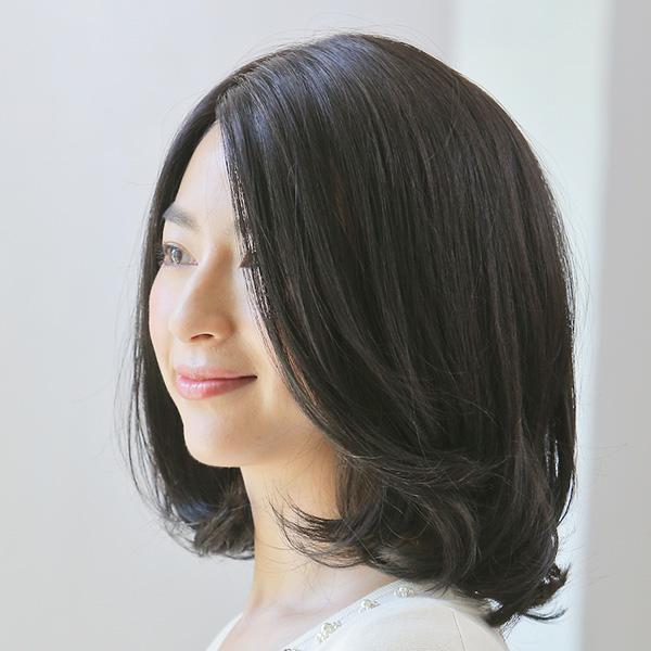 【アウトレット】美人ワンレンミディ