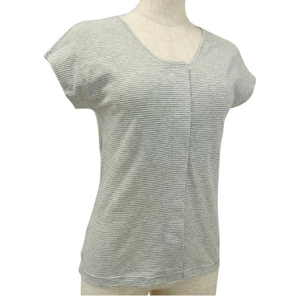 カップ付き前開きフレンチ袖2枚セット