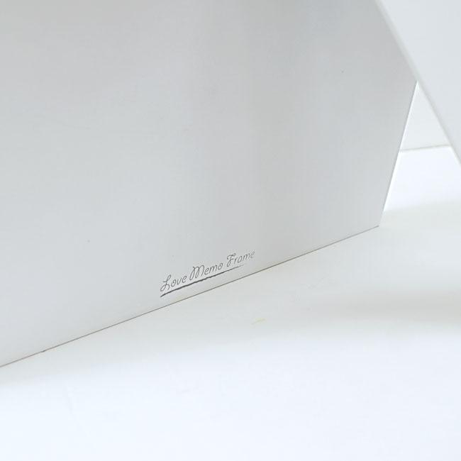MP-58201 ラブメモフレーム Ver.2 ホワイト 12インチ