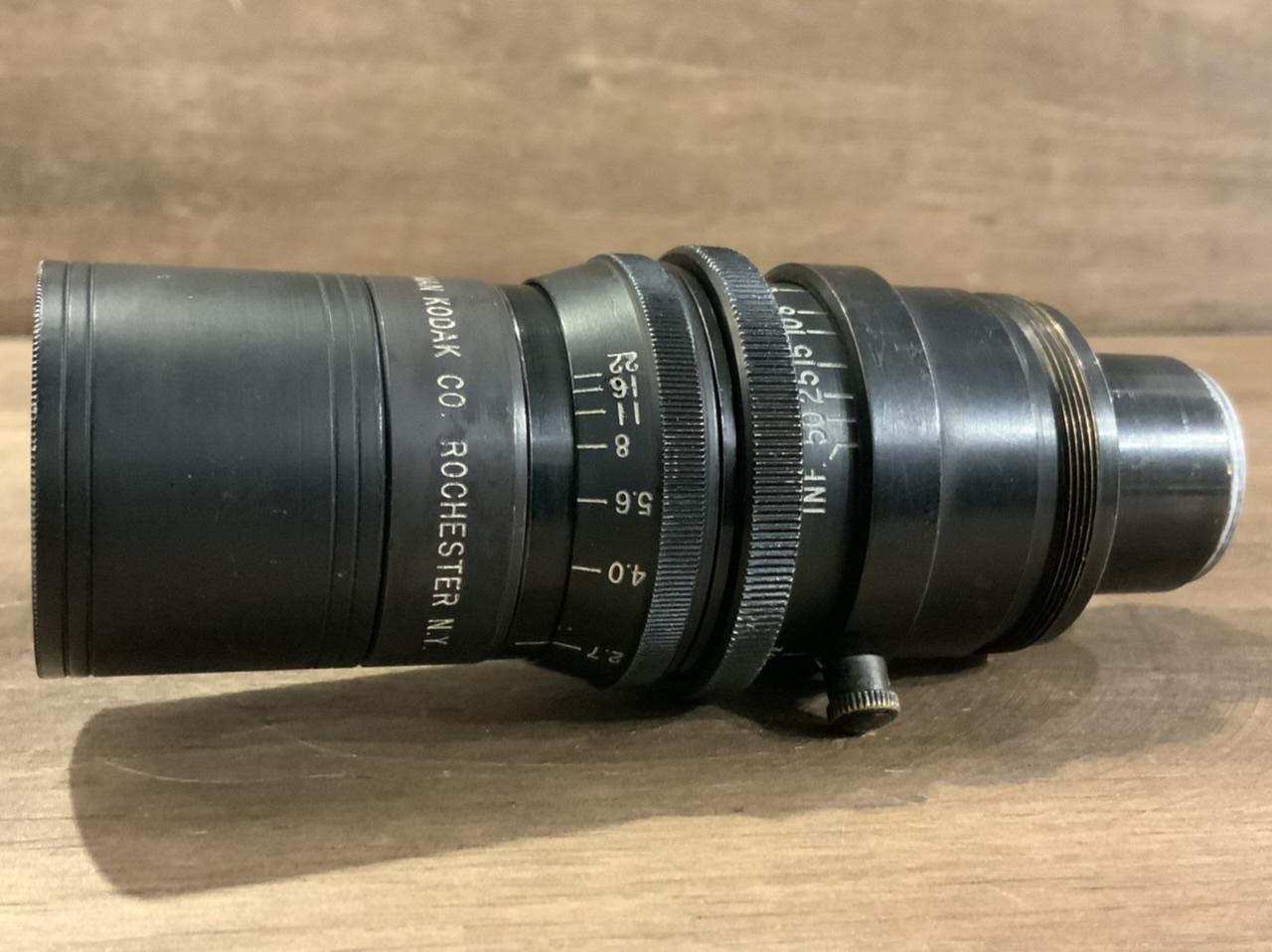 【B】 KODAK ANASTIGMAT 63mm F2.7 (S)