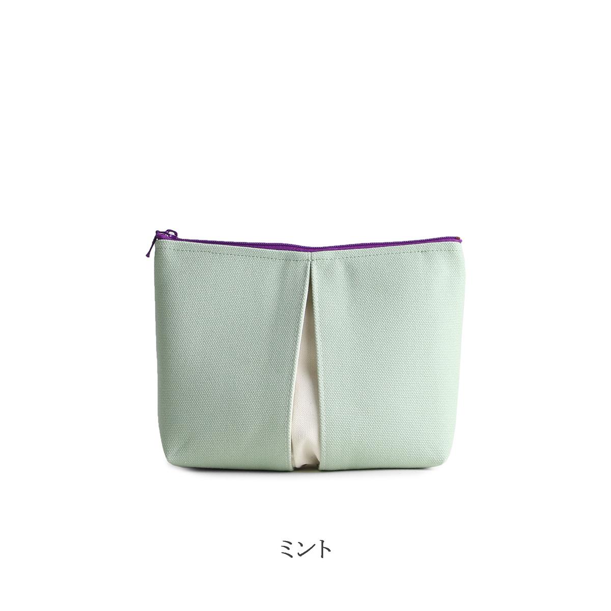 KOSHO ougi 帆布 ポーチ