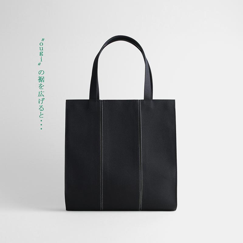 KOSHO ougi  帆布 トートバッグ L